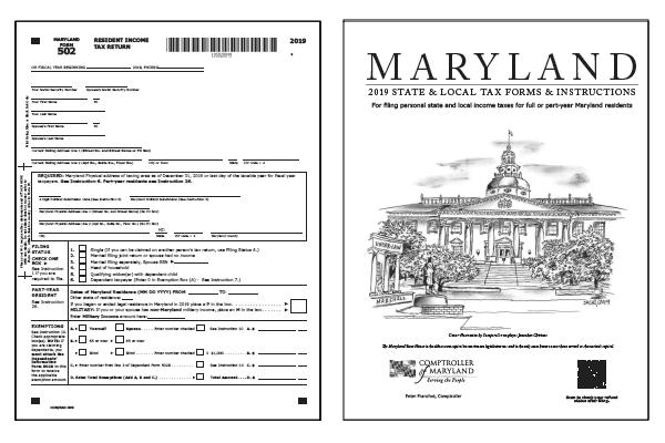 Form 502x amended maryland tax return youtube.