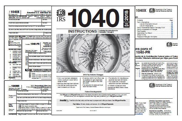 1040 Form 2020 Printable.Free 2019 Printable Tax Forms