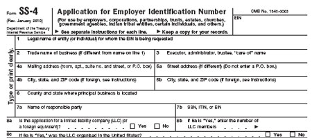 how to get a state employer identification number